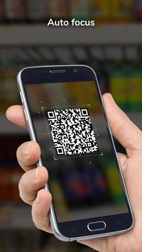 QR Code Scanner & Barcode Reader, Product Checker poster