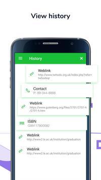 QR Code Scanner & Barcode Reader, Product Checker screenshot 11