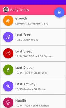 Baby Care & Tracker screenshot 1