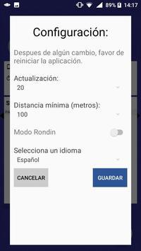 BAREHD tracker screenshot 3