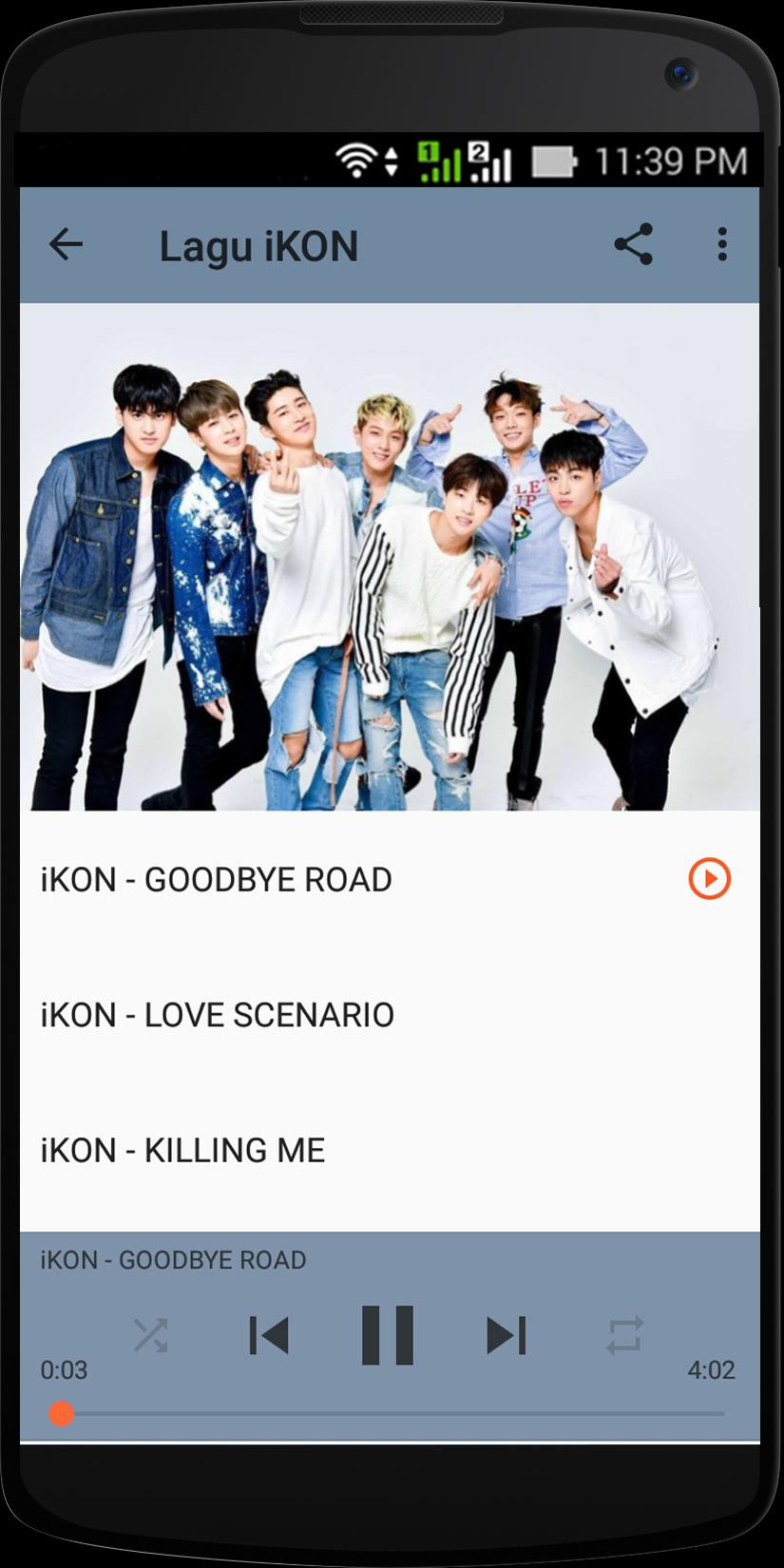 killing me ikon ringtone free download