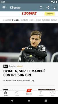 Les Journaux en Français screenshot 3