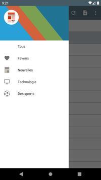Les Journaux en Français screenshot 7