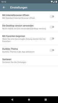 Deutsche Zeitungen screenshot 6