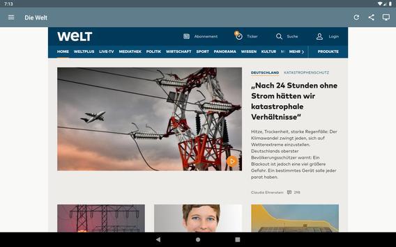 Deutsche Zeitungen screenshot 11