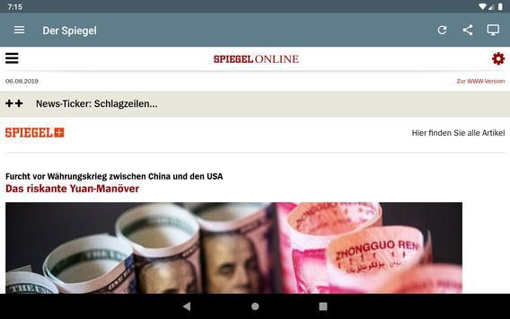 Deutsche Zeitungen screenshot 19