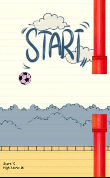 Flying Ball poster