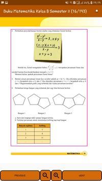 Matematika Semester 2 Kelas 8 - Peranti Guru