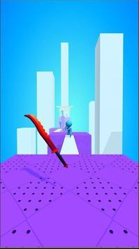 Sword Play! Ninja Slice Runner 3D screenshot 1