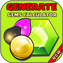 Free Gems for Clash Calc APK Android
