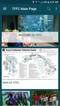 TX Freshwater Fisheries Center poster