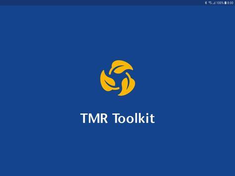 TMR Toolkit poster