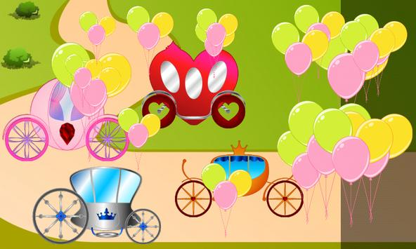 Princesses Puzzle for Toddlers screenshot 4