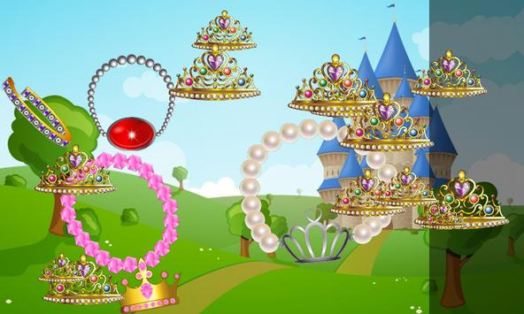 Princesses Puzzle for Toddlers screenshot 3