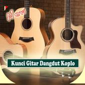 Lirik dan Kunci Gitar Dangdut Koplo icon
