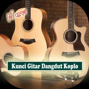 Lirik dan Kunci Gitar Dangdut Koplo poster