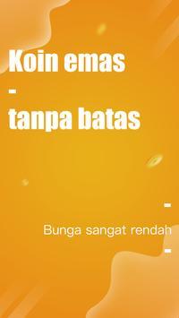 Koin Emas Tanpa Batas poster