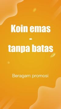Koin Emas Tanpa Batas screenshot 1