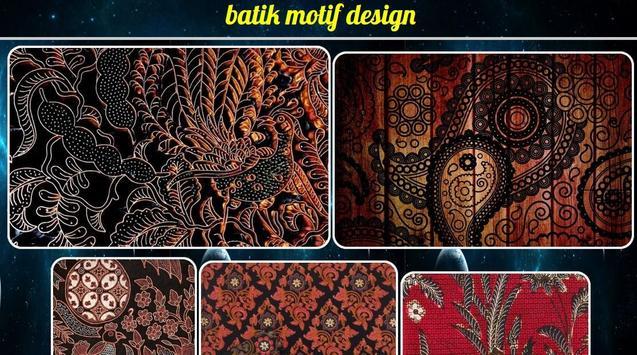 desain motif batik screenshot 1
