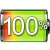 Batterieanzeige Zeichen