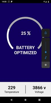 Battery optimizer poster