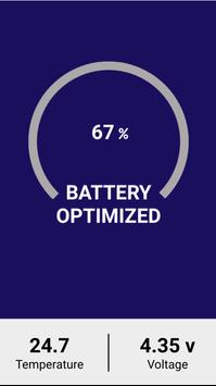 Battery optimizer screenshot 1
