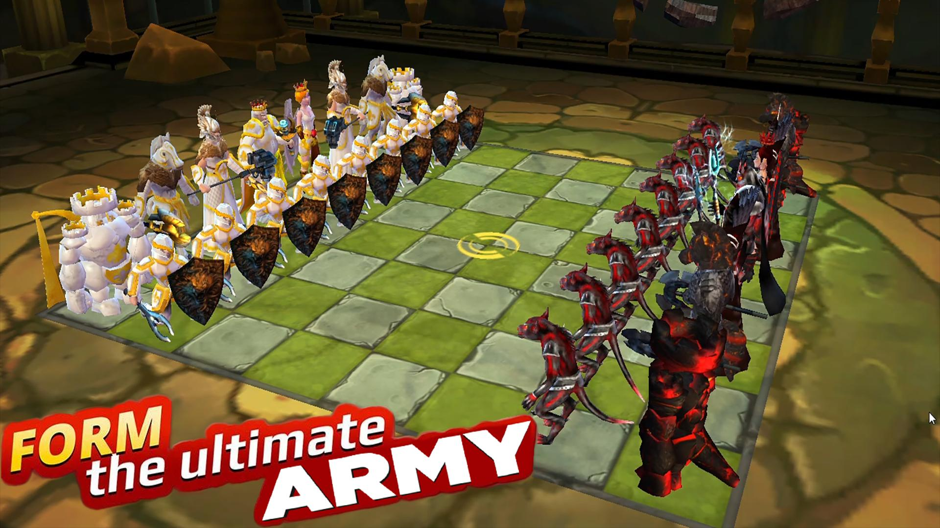 Battle Chess Online 3D for Android - APK Download