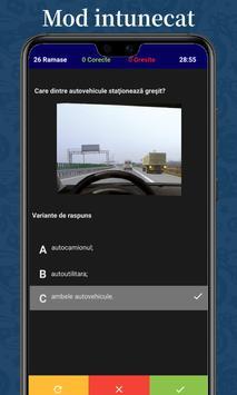 Chestionare Auto capture d'écran 15