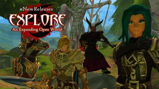 AdventureQuest 3D MMO स्क्रीनशॉट 11