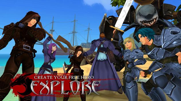AdventureQuest 3D MMO RPG スクリーンショット 17