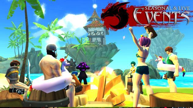 AdventureQuest 3D MMO RPG screenshot 21