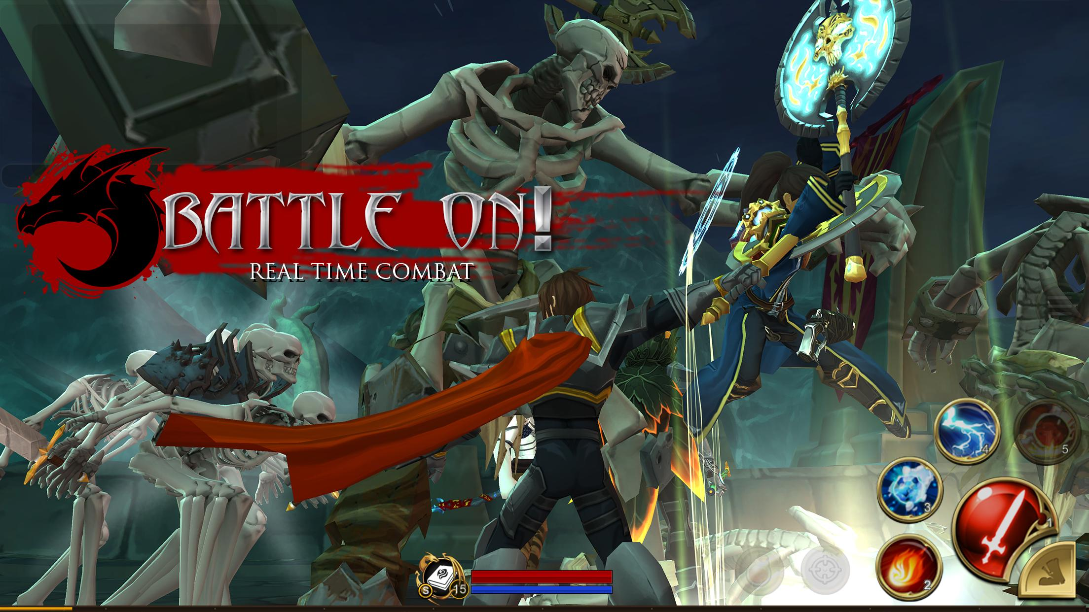 AdventureQuest 3D MMO RPG for Android - APK Download
