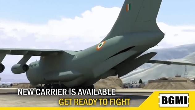 Battlegrounds India : BGMI Guide पोस्टर