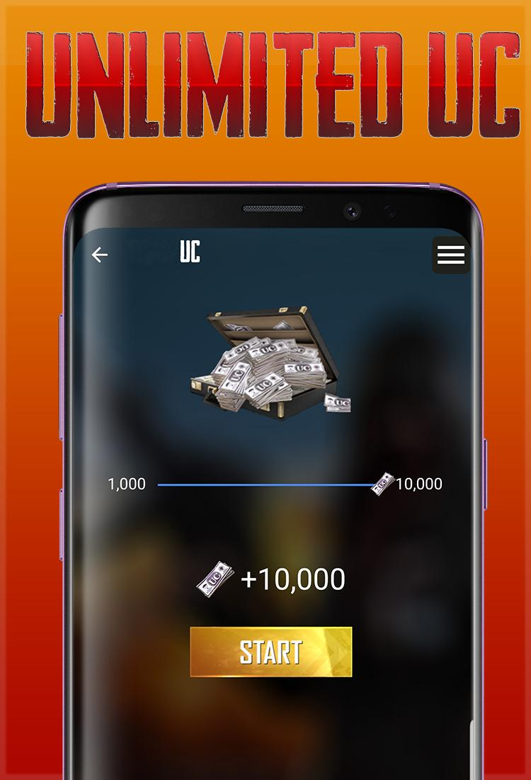 P-U-B-G UC Free skins 2019 for Android - APK Download