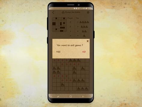 Pirates Sea Battle: Battleship game online screenshot 4