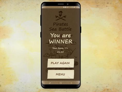 Pirates Sea Battle: Battleship game online screenshot 5