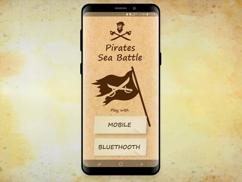 Pirates Sea Battle: Battleship game online screenshot 1
