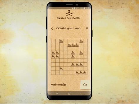 Pirates Sea Battle: Battleship game online screenshot 2