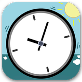 Clock In icon