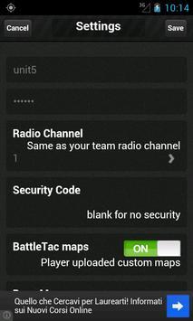 BattleTac Airsoft Lite screenshot 6