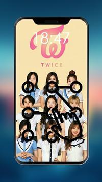 Twice Lock Screen screenshot 1