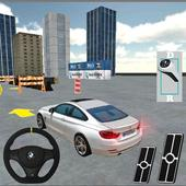 Real City Parking 3D icon