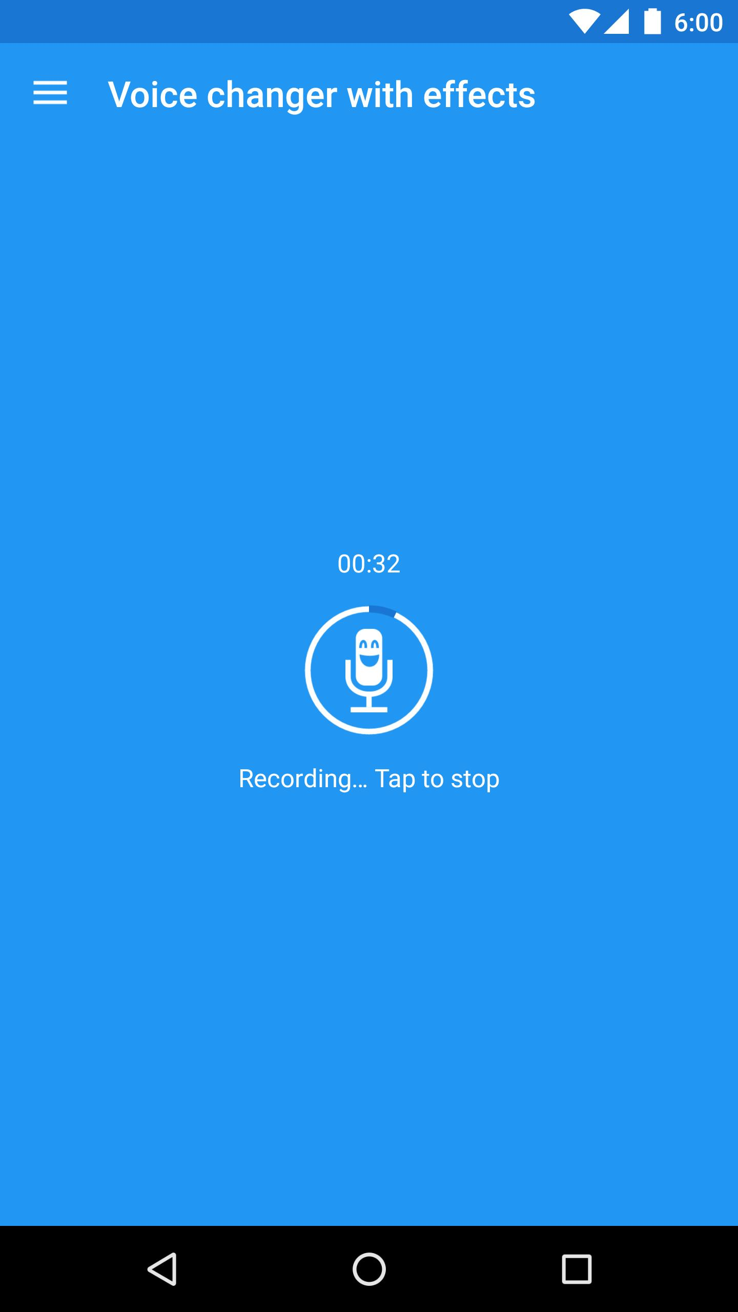Voice changer with effects for Android - APK Download
