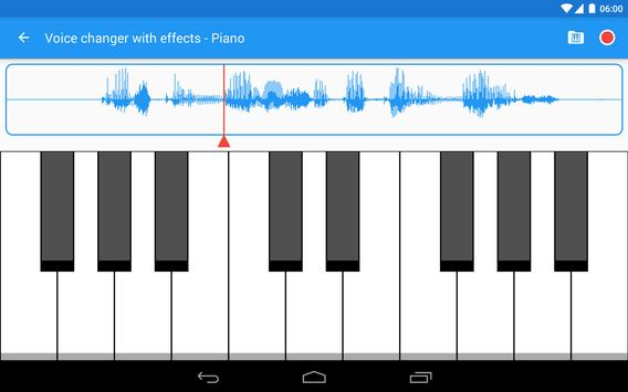 Voice changer with effects screenshot 12