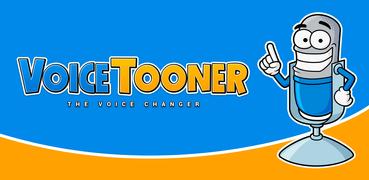 VoiceTooner - Voice changer with cartoons