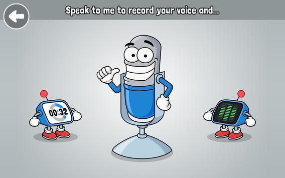 VoiceTooner syot layar 12