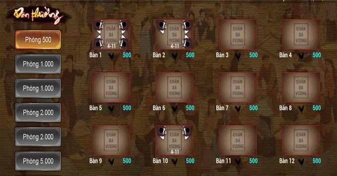 Chan Ba Vuong - Trò chơi dân gian VN screenshot 1