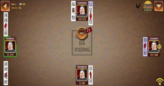 Chan Ba Vuong - Trò chơi dân gian VN screenshot 2