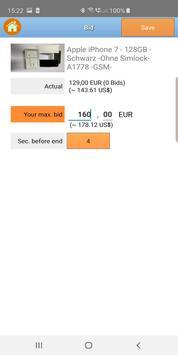 Ebay Bid Sniper >> Auction Bid Sniper For Ebay Baytomat For Android Apk