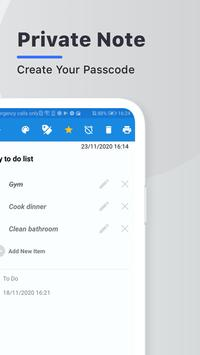 Notepad Pro Ekran Görüntüsü 8